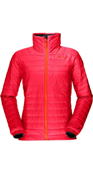 Norrøna W's Falketind PrimaLoft 60 Jacket Rebel Red